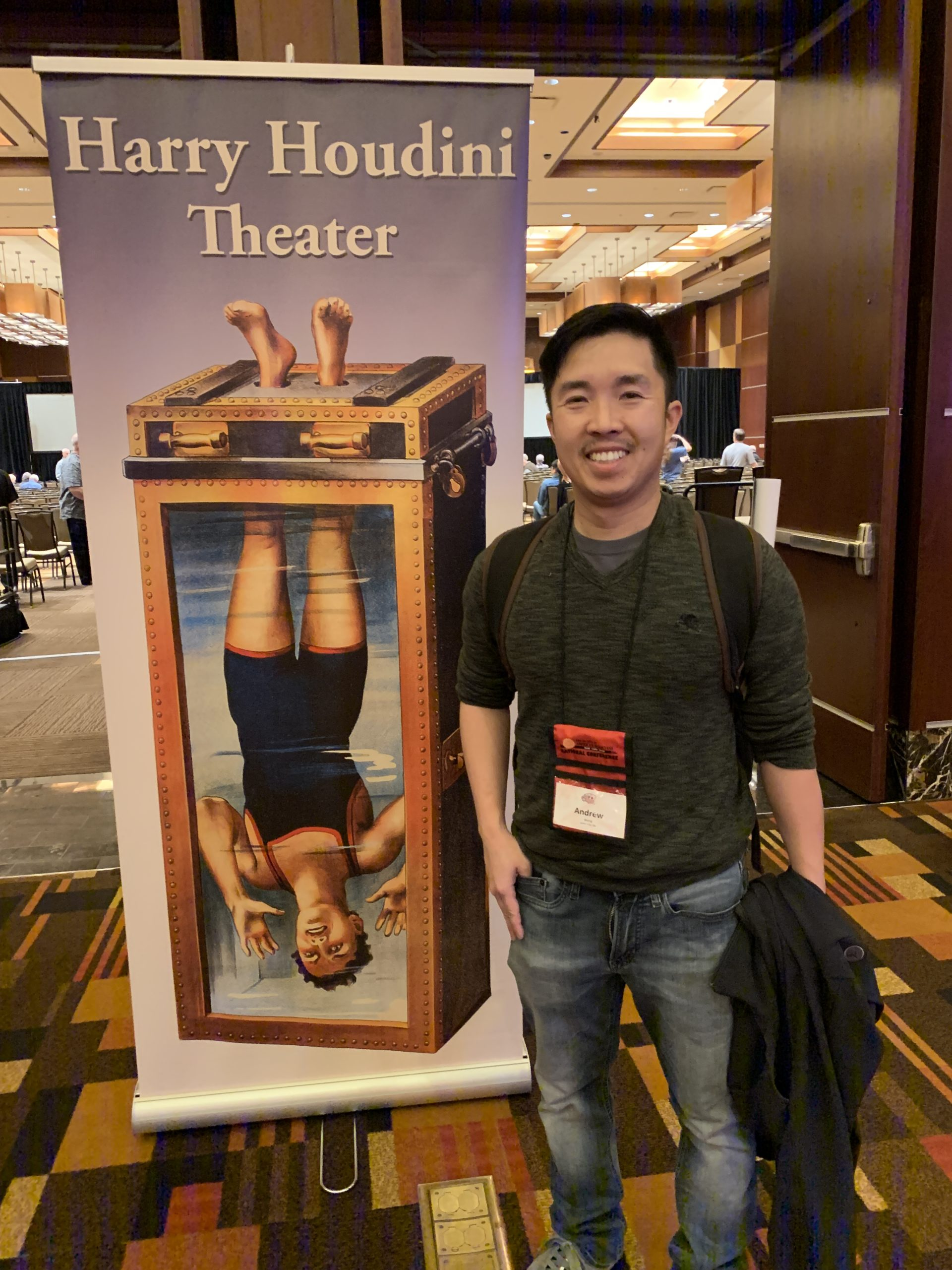 American Society of Magicians Convention 2020
