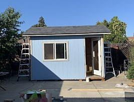 Building Sherri's She-Shed